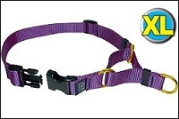 Cetacea Web Martingale Collar - X-Large