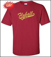 Flyball (Swoosh) T-Shirt
