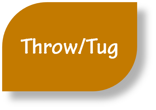Throw / Tug