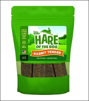 Hare of the Dog Rabbit Tender Treats