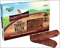 Emerald Pet Purely Prime Turkey Bacon