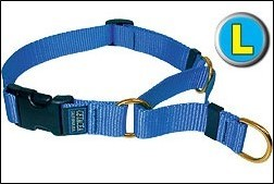 Cetacea Web Martingale Collar - Large