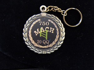 Key Chain AKC Agility (Large)