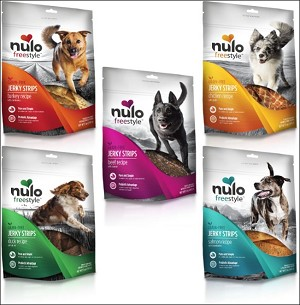 Nulo Freestyle Jerky Strips