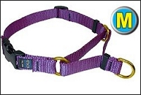 Cetacea Web Martingale Collar - Medium