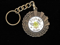 Key Chain NAFA Flyball (Small)