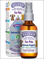 Sovereign Silver Bio-Active Silver Hydrosol for Pets