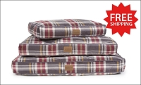 Breslin Plaid Pet Napper Bed