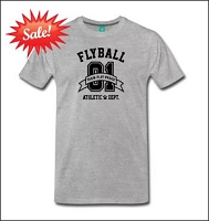 Flyball (Athletic Dept) T-Shirt