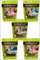Smiling Dog Treats (Soft and Chewy)