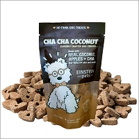 Einstein Pets Cha Cha Coconut Treats