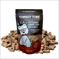Einstein Pets Turkey Time Treats