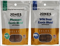 Jones Select Exotic Blend Treats