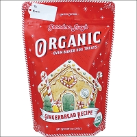 Grandma Lucy's Organic Oven Baked Holiday Treats