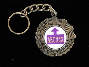 Key Chain WCRL Rally (Small)
