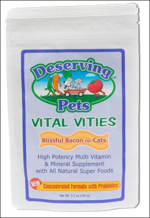 Deserving Pets Vital Vities for Cats