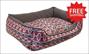 Mountain Majesty Kuddler Bed
