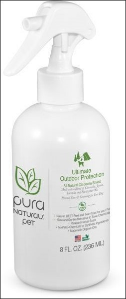 Pura Naturals Ultimate Outdoor Protection Spray