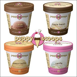 Puppy Cake Puppy Scoops Ice Cream Mix